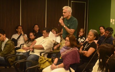 GKI launches Pamana Talks