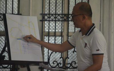 Zsa Zsa Zaturnnah creator leads Guhit Pamana workshop