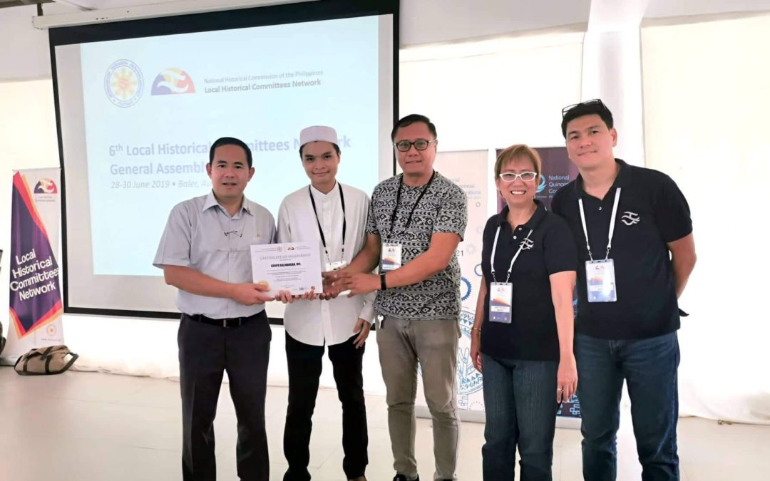 GKI renews ties with NHCP Local Historical Committees Network