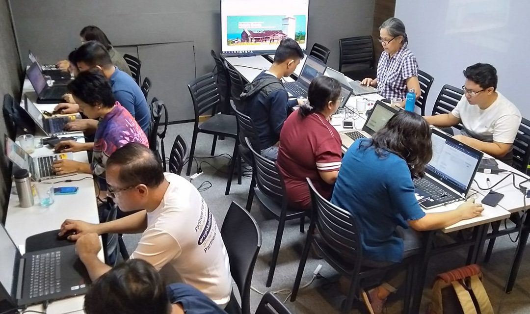 GKI conducts annual Mapathon