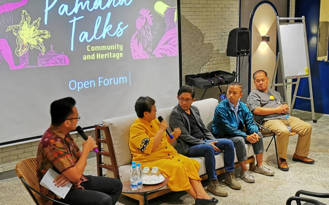 GKI highlights community in 3rd Pamana Talks